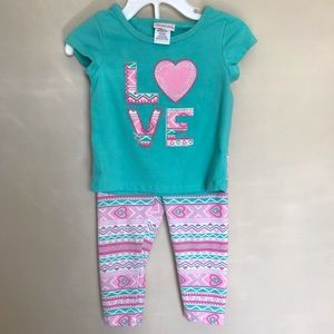 Youngland Matching Sets - Youngland 3 piece outfit